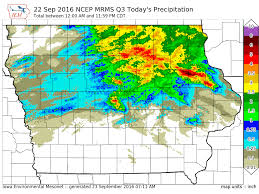 Map Of Cedar Falls Iowa September 2016 Northeast Iowa Flood Review Preliminary
