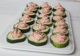 Easy Appetizers Easy Appetizer Salmon Mousse U2013 A Beautiful Mess
