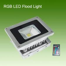 rgb led flood light forever light ltd