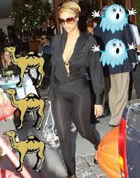 Camel Toe Halloween Costume Tyra Banks Camel Toe Pic Tyra Antm