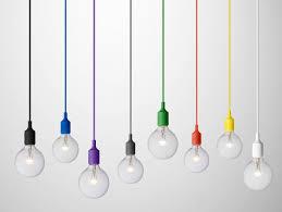 Coloured Cord Pendant Lights 15 Ideas Of Coloured Cord Pendant Lights