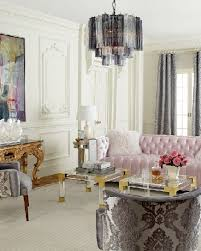 Baroque Décor Ideas For The Living Room - Baroque interior design style