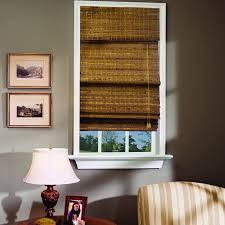 shades inspiring wicker roman shades home depot blinds woven