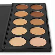 Color Concealer Aliexpress Com Buy New 10 Natural Color Camouflage Concealer