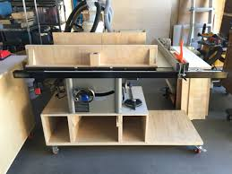 table saw mobile base for delta 36 725 table saw pinterest