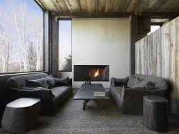 grey sofas in various types of houses eclectic resort interior