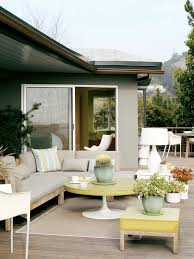 Patio Interior Design 40 Great Ideas For Decks Sunset Magazine