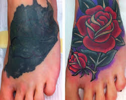 tattoo cover ups think twice before covering up a tattoo bare