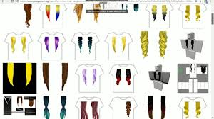 free hair extensions how to get free hair extensions roblox