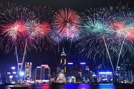hong kong new year fireworks cruise