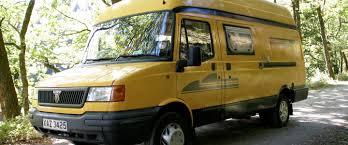 daisy the ldv campervan conversion