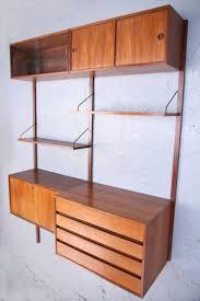 poul cadovius danish shelving system furniture pinterest