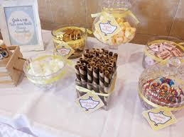 how to make a diy candy buffet
