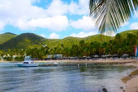 the heart of curtain bluff antigua gone travel