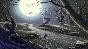 8bit halloween background spider halloween wallpaper backgrounds