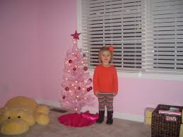 fine decoration mini pink christmas tree 3 ft lighted artificial