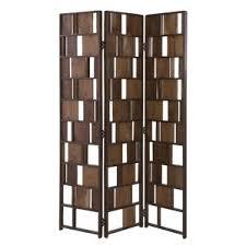 Panel Room Divider Contemporary Room Dividers Partitions Allmodern