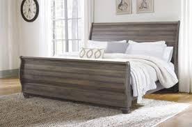 King Sleigh Bed Birmington King Sleigh Bed