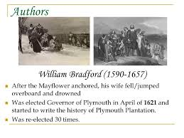 history of plymouth plantation by william bradford puritans and pilgrims history the pilgrims 1620 and the
