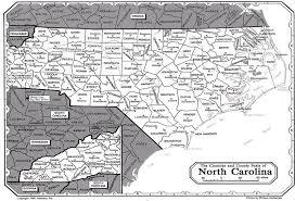 map of virginia and carolina map carolina south carolina and virginia county