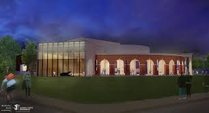 Westlake Reed Leskosky Performing Arts Center Campus Master Plan Umhb The University