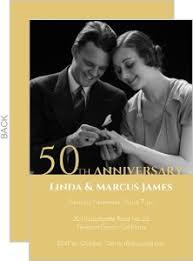 50th wedding anniversary invitations 50th anniversary invitations