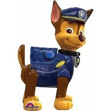 paw patrol chase air walker walmart