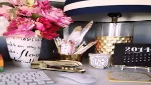 Office Desk Cubicle Decoration Diy Office Desk Decor Youtube