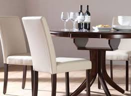 Leather Dining Room Chairs Design Ideas Chair Design Ideas White Leather Dining Room Chairs Igf Usa