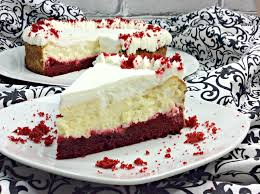 knock you red velvet cheesecake
