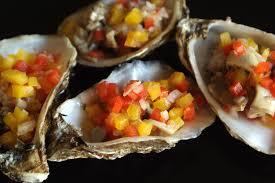 comment cuisiner des huitres vidéo tartare d huîtres
