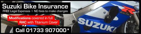 suzuki bike insurance for any motorcycle or scooter bemoto