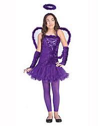 Angel Halloween Costume Kids Kids Angels Costumes U0026 Devils Costumes Spirithalloween