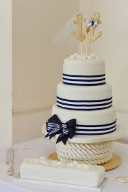 nautical themed wedding cakes anchors away wedding cake topper anchors boat wedding cake