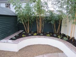 stylish garden wall capping rendered concrete block raised bed