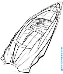 best speed boat coloring pages 28 for your picture coloring page