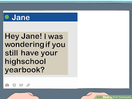 yearbook finder free how to find yearbooks 6 steps with pictures wikihow