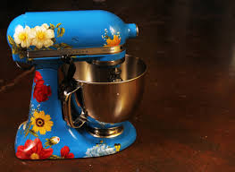 kitchen aid mixer how to give your kitchenaid mixer a makeover l a weekly