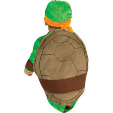 Michelangelo Ninja Turtle Halloween Costume Teenage Mutant Ninja Turtles Toddler Tmnt Michelangelo Halloween