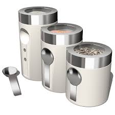modern kitchen canisters kitchen accesories 02 3d model formfonts 3d models textures