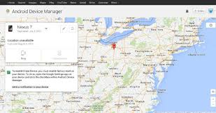 android device manager location unavailable android device manager is now live