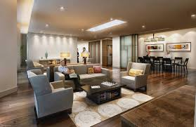 Narrow Family Room Ideas by Narrow Family Room Decorating With Fireplace Under Led Tv Also How