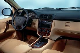 1999 mercedes ml 430 1998 05 mercedes m class consumer guide auto