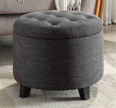 lounge chair ottoman accent modern fabric velvet tufted mid