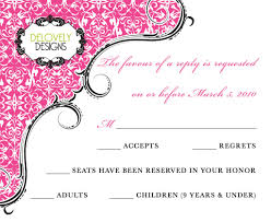 Designs For Invitation Card Delovely Designs New Wedding Invitation Design Rebekah And Jerry