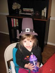 Pilgrim Hats Out Of Construction Paper - november 2010 kiddie crafts 365