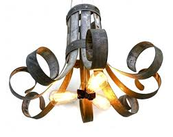 Wine Barrel Chandelier For Sale Wine Country Craftsman Official Site