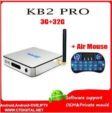 android pro yokatv kb2 pro 3gb 32gb android 6 0 tv box amlogic s912 octa