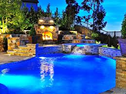 small backyard pools home outdoor decoration