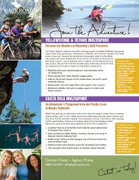 Wyoming how to start a travel agency images Travel agency custom promotional pdf flyers jpg